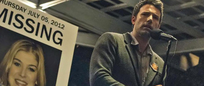 Ben Affleck in 'Gone Girl.'