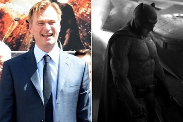Christopher Nolan Is Totally Down with Batfleck in Case You Were Wondering