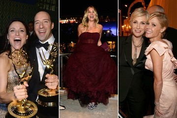 The Best 2013 Emmys After-Party Photos