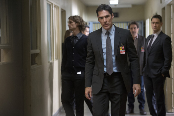 Thomas Gibson directed several episodes of the drama