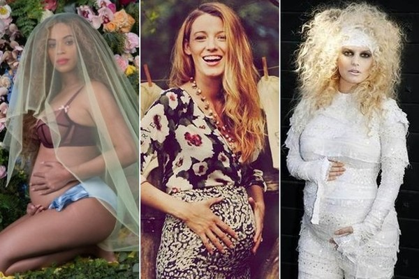 The Best Celebrity Pregnancy Announcements