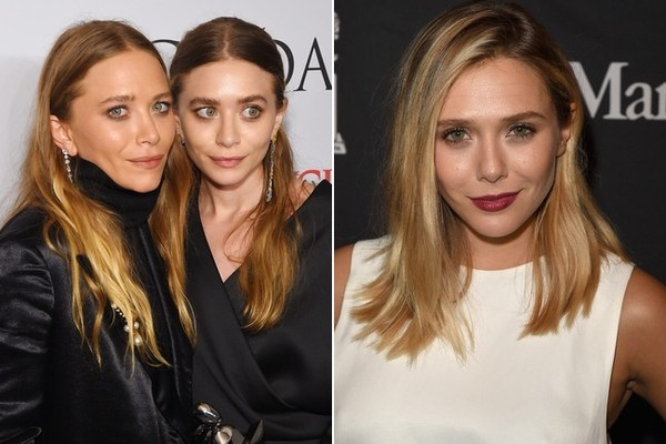 Is elizabeth olsen sisters with mary kate and ashley
