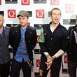 Coldplay in The Q Awards 2008 In London - From zimbio.com