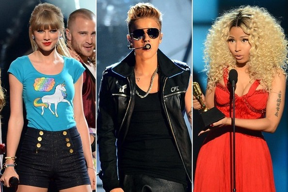 2013 Billboard Music Award Winners