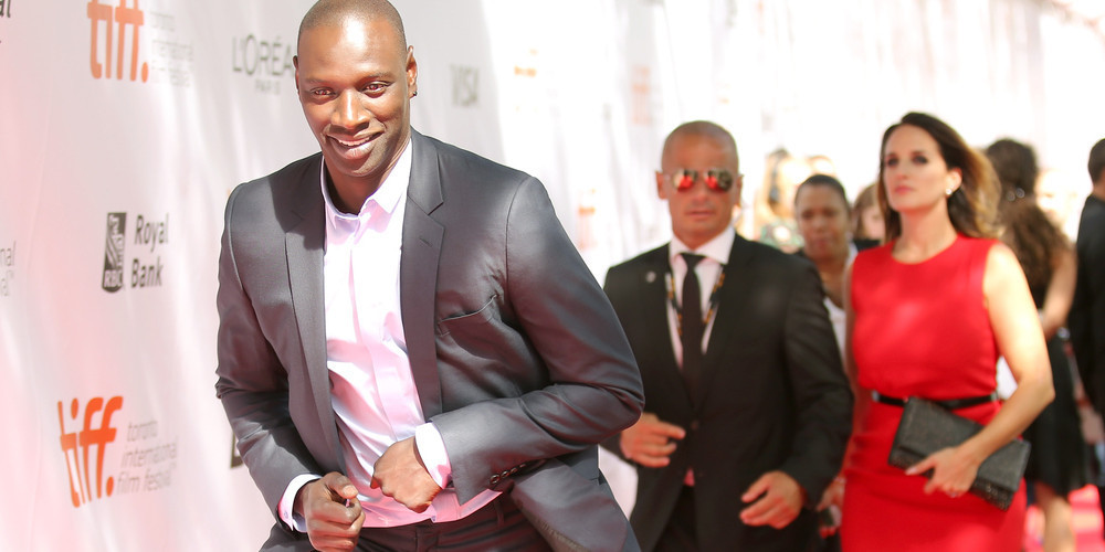 Actor Omar Sy attends the Sambapremiere during the 2014 Toronto International Film Festival at Roy Thomson Hall on September 7, 2014 in Toronto, Canada.(Source: Jemal Countess/Getty Images North America)