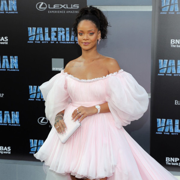 Rihanna — ISFP - Check Out the Myers-Briggs Personality