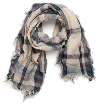 10 (Cheap!) Plaid Scarves to Kick Up Your Wardrobe This Season