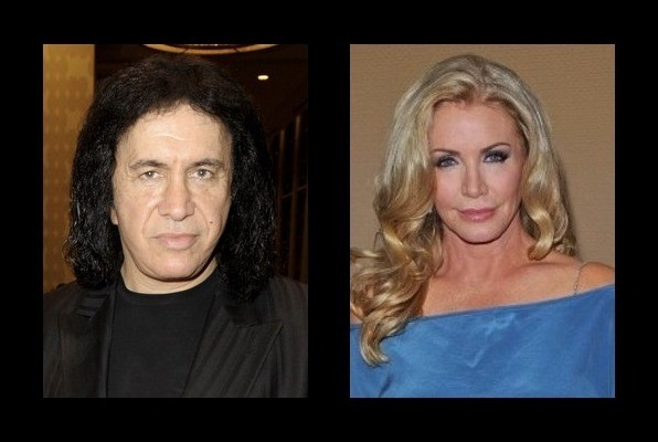 Gene Simmons is dating Shannon Tweed