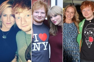 Ed Sheeran's Celebrity Friends