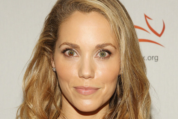 Elizabeth Berkley Celebrities With Different Colored