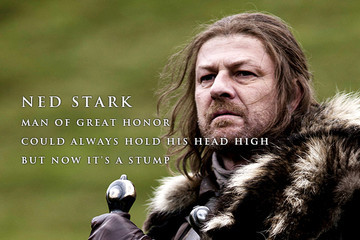10 Haiku Tributes to Our Favorite Fallen 'Game of Thrones' Characters