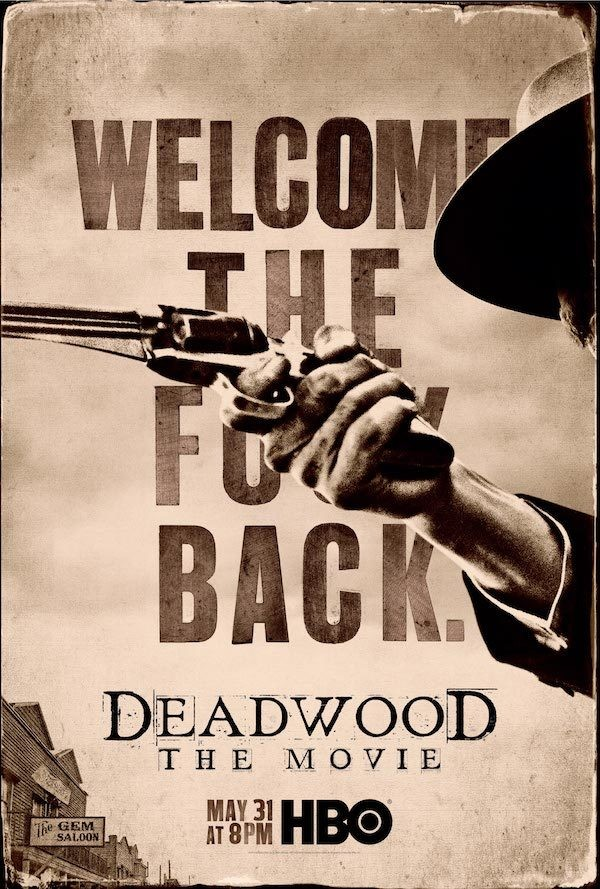 13 Years Later, 'Deadwood' Gets The Poignant Send-Off It Deserves