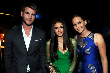 Nina Dobrev's Celebrity Friends