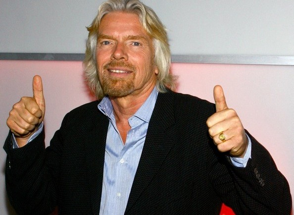 Richard Branson is Awesome