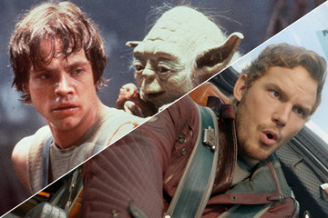 Don't Miss This Amazing 'Star Wars'/ 'Guardians of the Galaxy' Mash-Up Trailer!