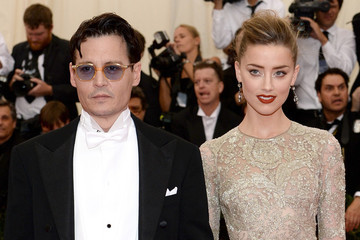 Johnny Depp and Amber Heard Already Got Hitched