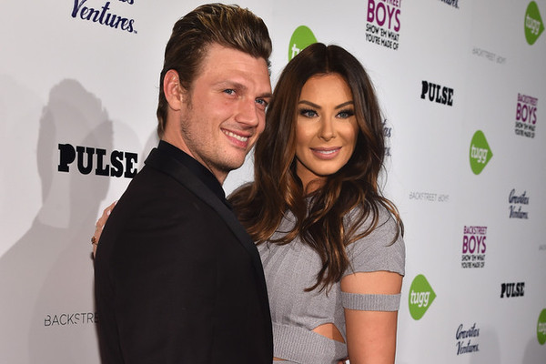 Former Backstreet Boy Nick Carter and Wife Lauren Are Expecting Their First Child