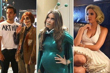 Halloween Costumes from 'Modern Family,' 'New Girl,' and More