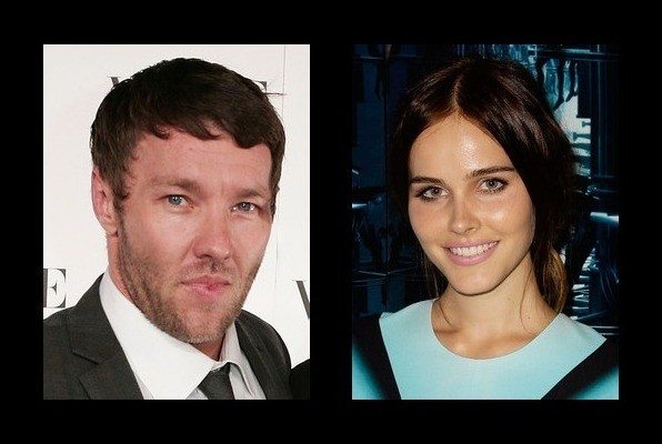 Joel Edgerton dated Isabel Lucas