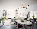 Michelle Adams - An open living-dining space
