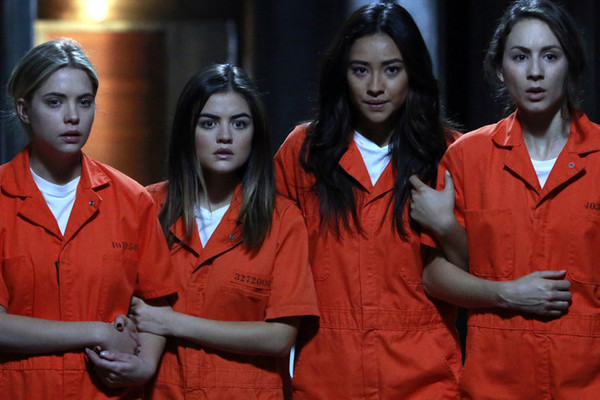 'Pretty Little Liars' Season 5 Finale Recap: XXYYZZ