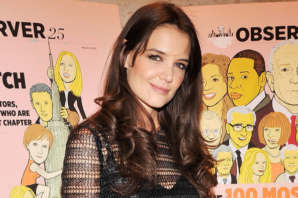 Is This Katie Holmes' Best Look Yet?