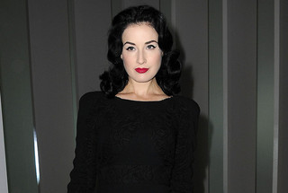 The 5 Fashion Must-Haves of Dita Von Teese