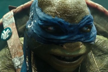 Finally! A Good Look at Shredder and All 4 Turtles in the New 'Teenage Mutant Ninja Turtles' Trailer