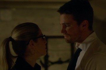 'Arrow' Season 3 First Trailer: An Olicity Date, Angry Diggle, and a Hot Rival for Oliver