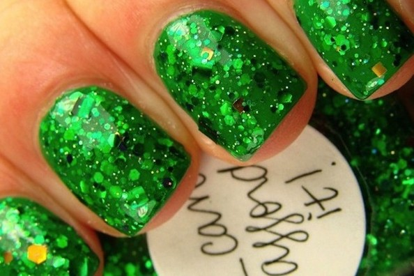 St. Patrick's Day Nail Ideas: 10 Cute Green Manicures to Consider