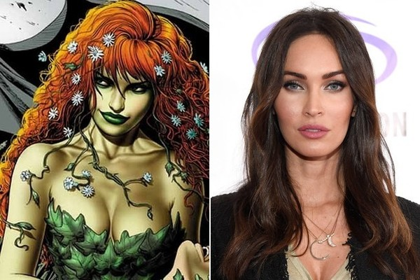 Is Megan Fox the New Poison Ivy?