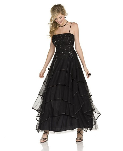 Prom Dresses Goth - Holiday Dresses