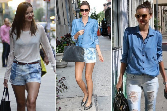 THIS Is How Miranda Kerr Recycles Clothes