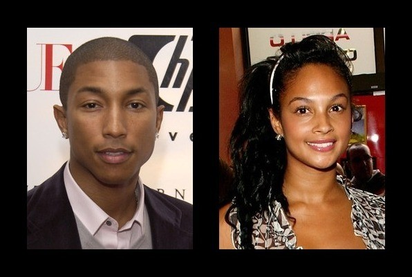Pharrell Williams Dating History