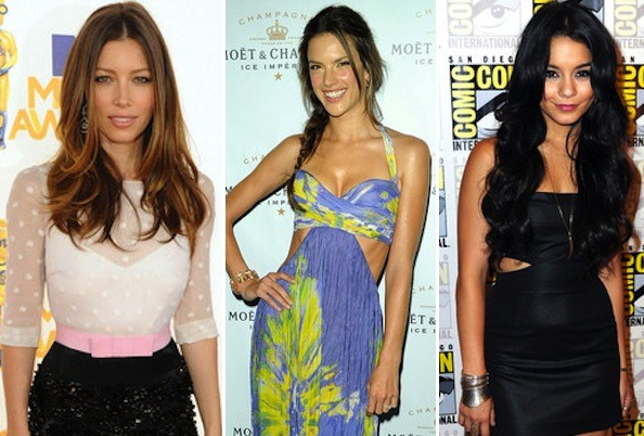 Jessica Biel Who Would Make the Best Celebrity Girlfriend