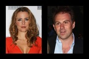 Gillian Anderson is dating Mark Griffiths - Gillian Anderson Dating History