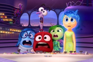 The Real-Life Inspirations Behind Your Favorite 'Inside Out' Characters Will Surprise You