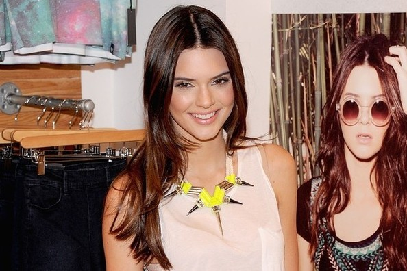 Kendall Jenner's #1 Style Staple