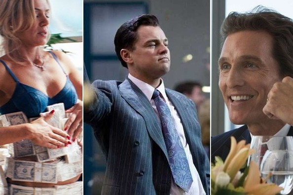 10 Crazy Things in the 'Wolf of Wall Street' Book - Zimbio