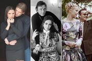 Throwback Photos of Iconic Hollywood Couples