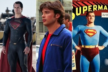 Every Actor Who's Ever Played Superman