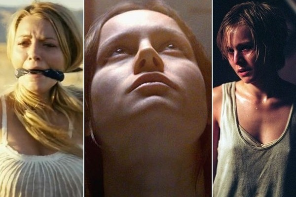 Actresses Who've Been Abducted in Movies