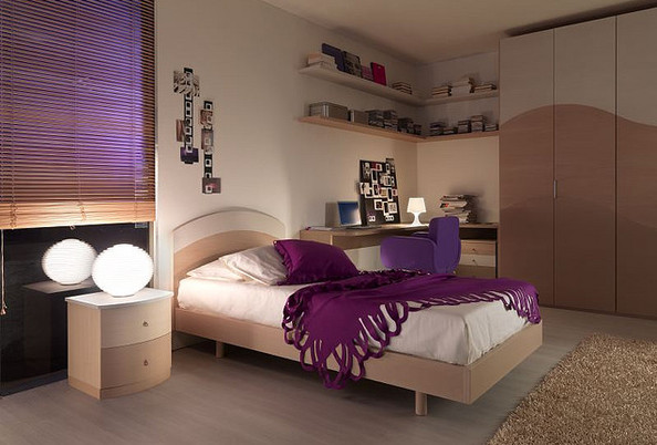 Modern Bedroom Decor Ideas   Purple Wave. Purple Wave   Modern Bedroom Decor Ideas   Zimbio