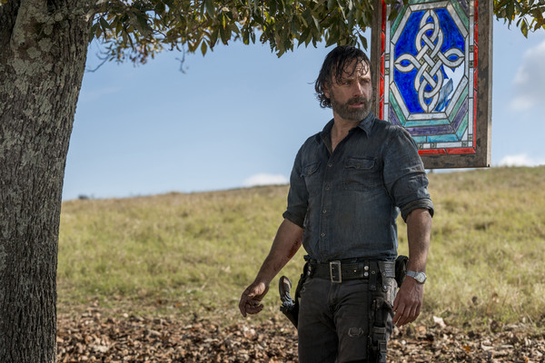 LEAVING: Andrew Lincoln, 'The Walking Dead'
