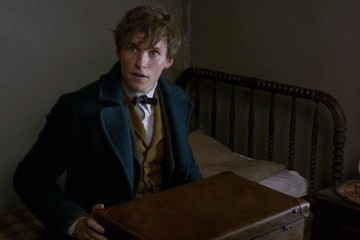 The First Trailer for 'Fantastic Beasts and Where to Find Them' Is Here and It's Magical