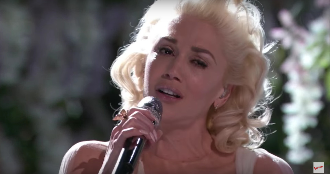 Gwen Stefani Performs the Heart-wrenching 'Used To Love You' During 'The Voice'