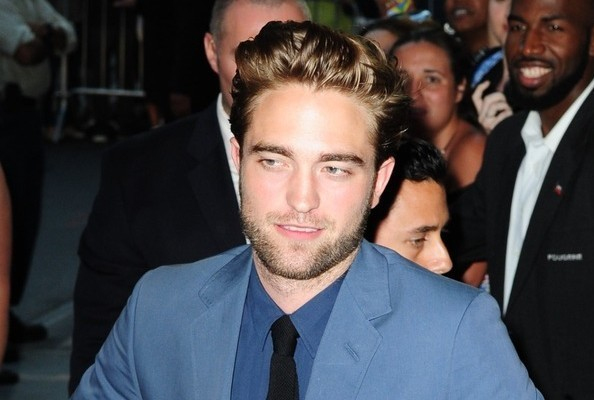 Robert Pattinson is Back—and Looking Better Than Ever in Gucci