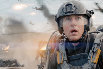 Breakneck 'Edge of Tomorrow' Gets the Blood Pumping