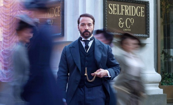 New PBS Television Drama About a Legendary Department Store Stars Jeremy Piven