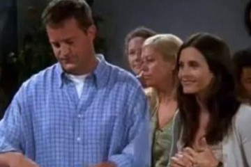 Here's the Terrible 'Friends' Joke That Never Made It on Air